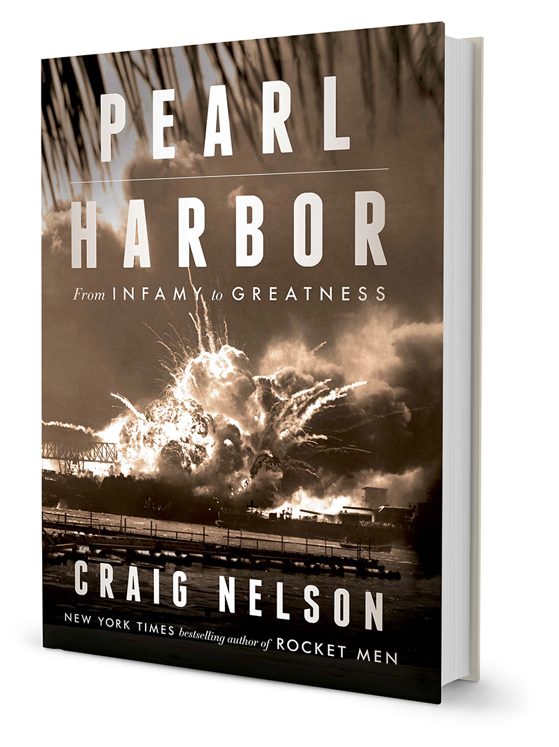 pearl harbor craig nelson pearl harbor